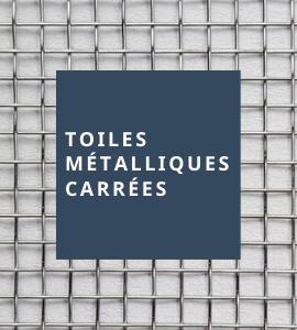 Toile métallique carrée