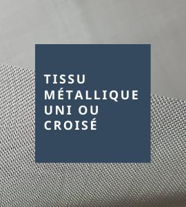 Tissu métallique 304